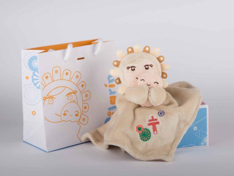 DOUDOU BEIGE (con caja y bolsa)