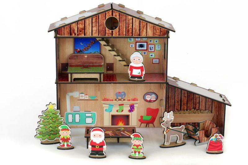 Casita de Papá Noel