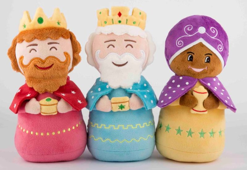 Tres Reyes Magos de Pilarín