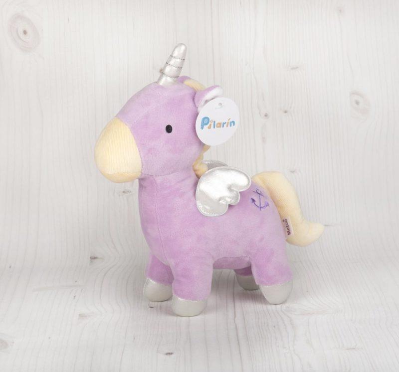 unicornio lila 2 Pilarín